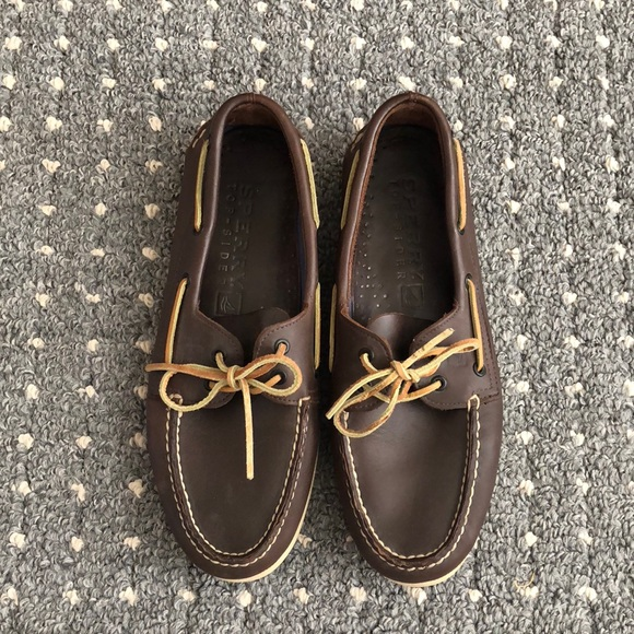 Sperry Topsider Non Marking Boat Shoes